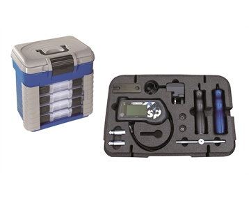 TPMS - COMPLETE KIT IN STORAGE BOX